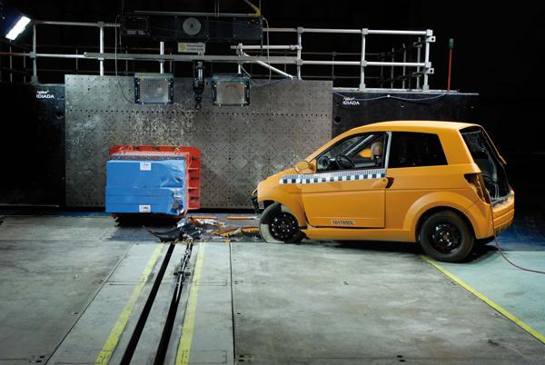 ligier auto saugumas